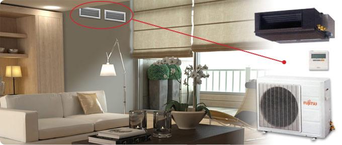 Preinstalacion de conductos aire acondicionado zaragoza for Conductos de aire acondicionado
